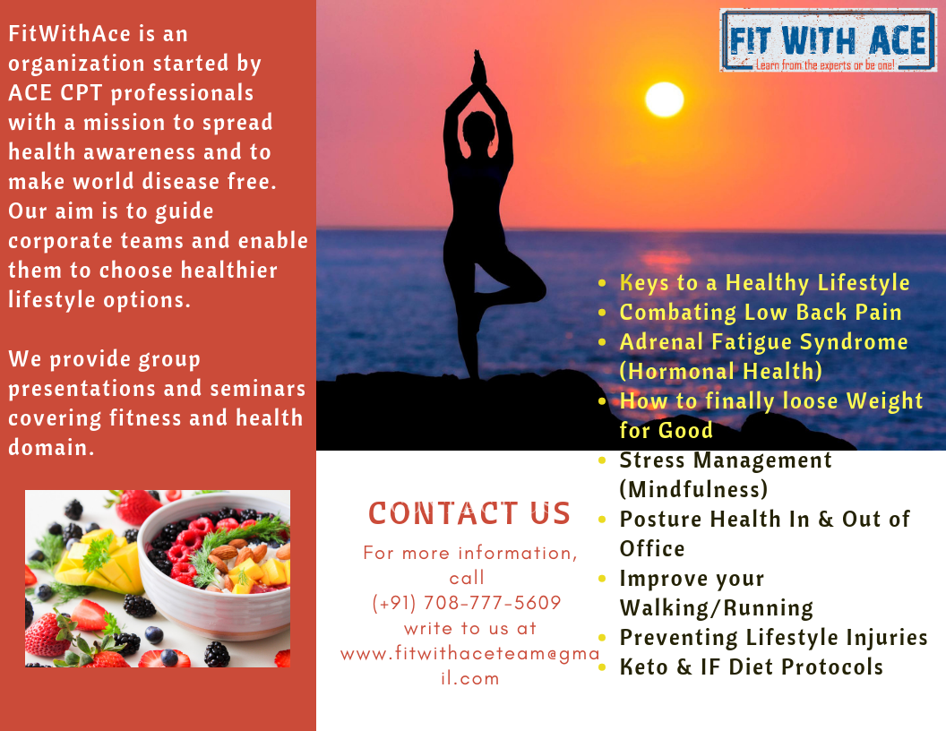 Corporate Wellness - Fit With ACE